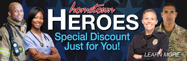 Hometown Heroes!