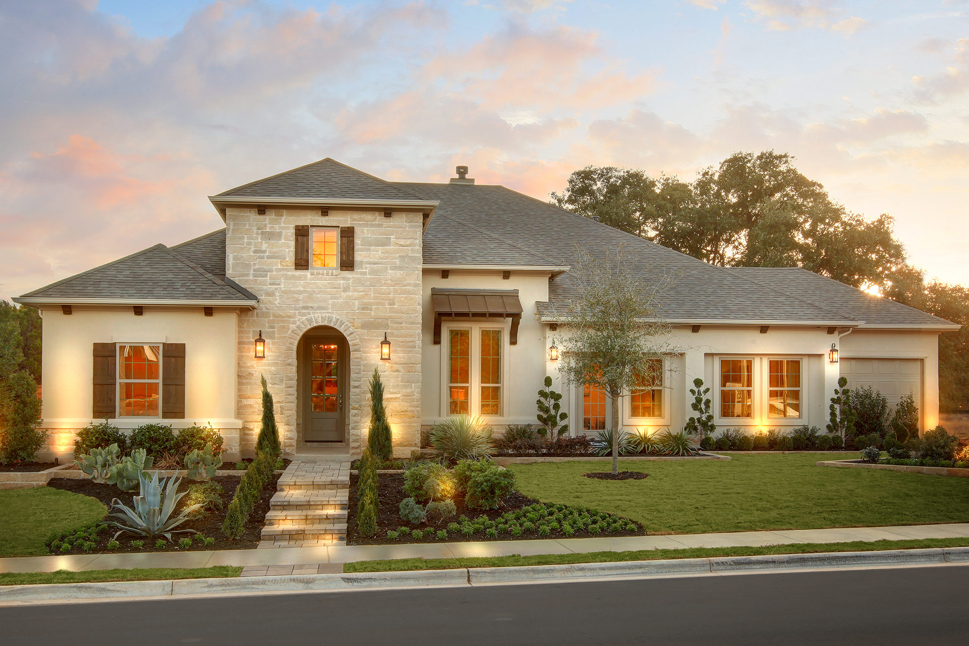 Texas Custom Home Plans Home Design