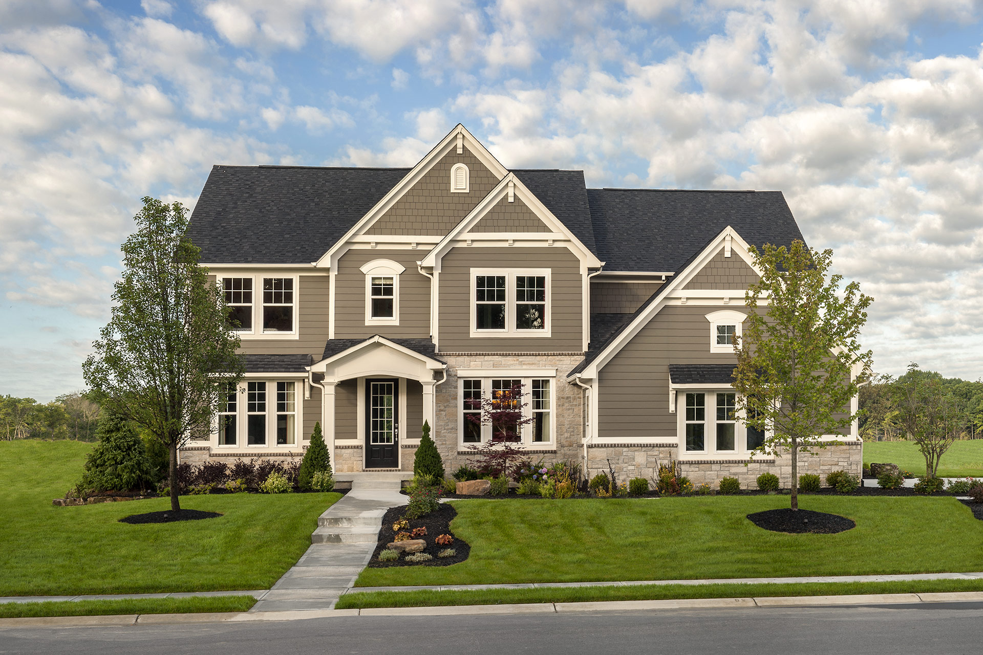 Custom Homes In Cleveland Northeast Oh Drees Homes
