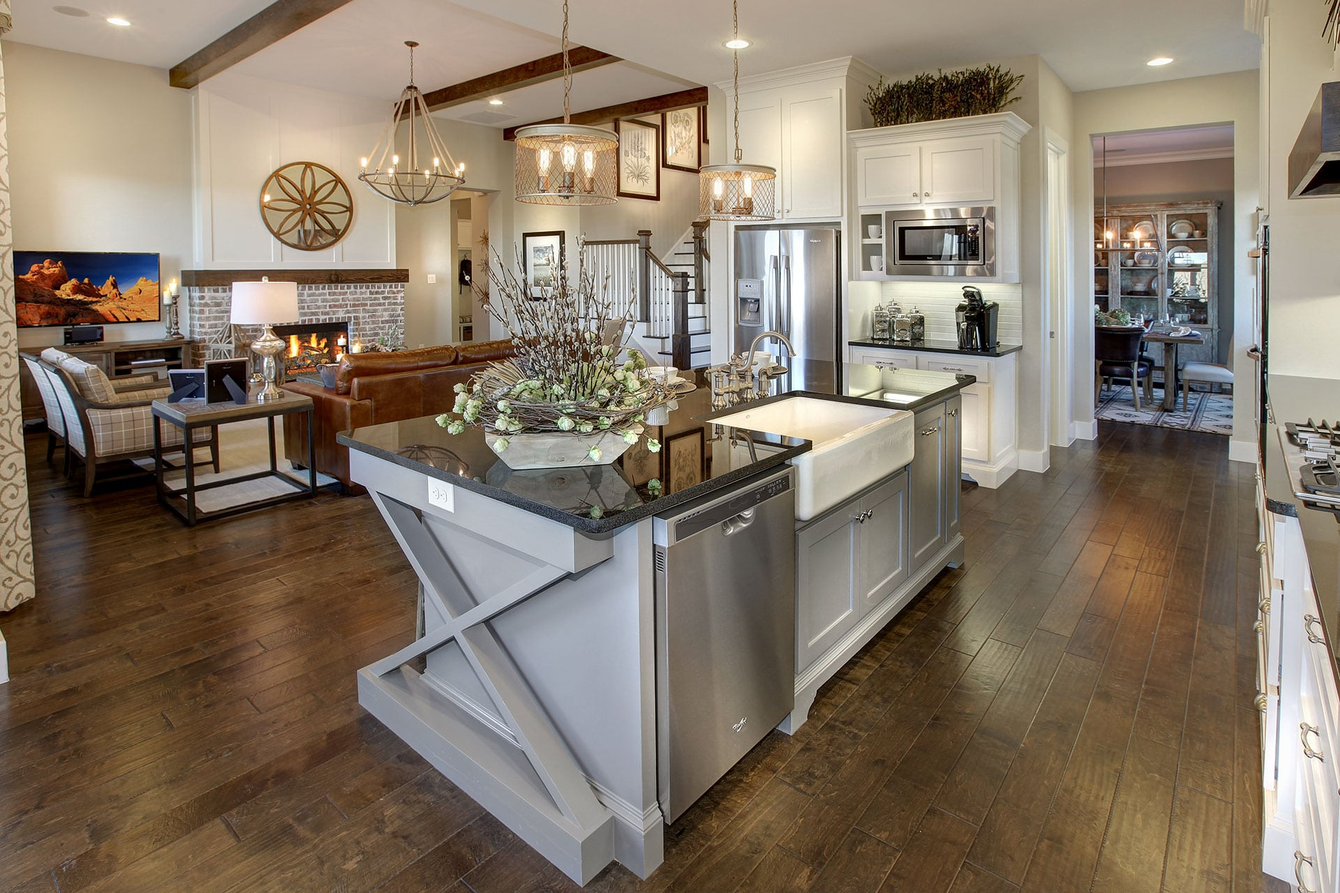 Drees model homes dallas home decor for Model home furniture for sale atlanta ga