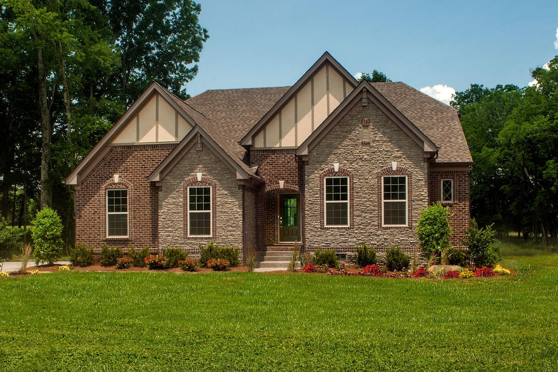Drees homes floor plans nashville tn for Nashville tn house plans
