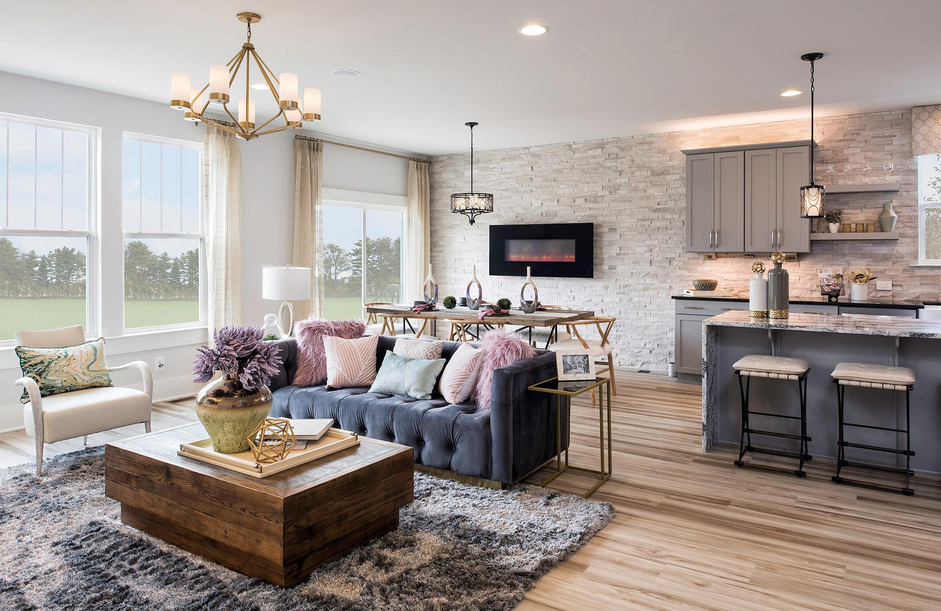 Custom Homes in Washington, DC | Drees Homes
