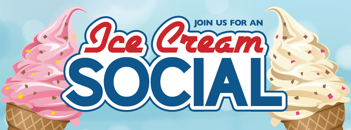 Join Us For An Ice Cream Social