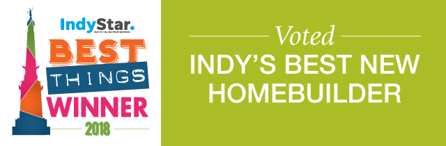 Indy's Best New Home Builder